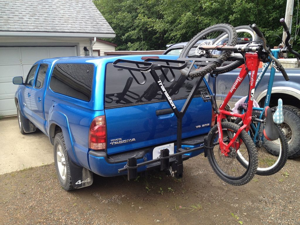 Home Made Bike Rack Car Bike Rack Bike Rack Truck Bike Rack