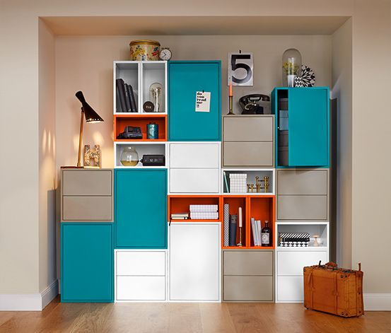 Modul Set Möbel Für Kleine Räume Platzsparende Möbel