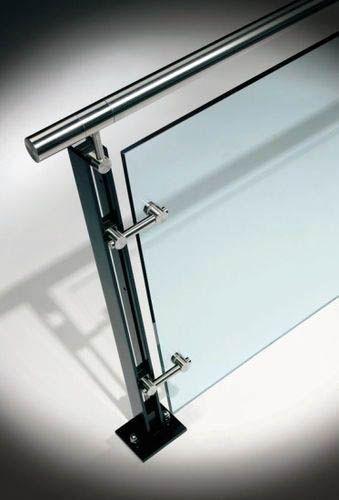 Glass Railing System Glass Balcony Glass Railing: Terrific Glass Railing Trinidad One And Only Homesable.com
