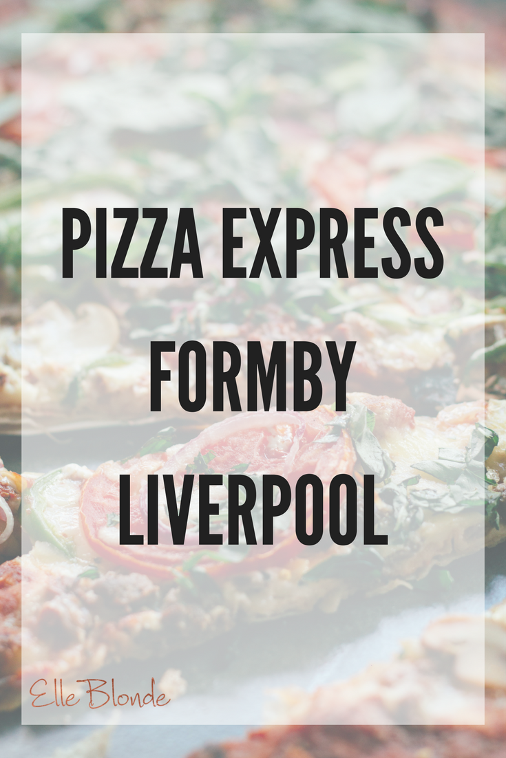 Pizza Express Formby The Italian Riviera Comes To