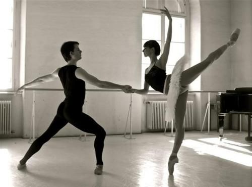 Pas De Deux Ballet Dancers Ballet Beautiful Dancer