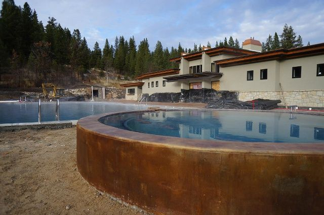 The Springs Hot Springs In Idaho City Idaho Was Recently Remodeled And Is A Great Place To Spend A Few Hours Relaxing Idaho City Idaho Hot Springs Hot Pools