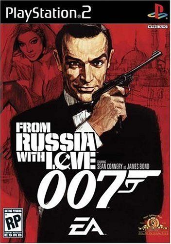 James Bond 007 From Russia With Love Playstation 2 Bond