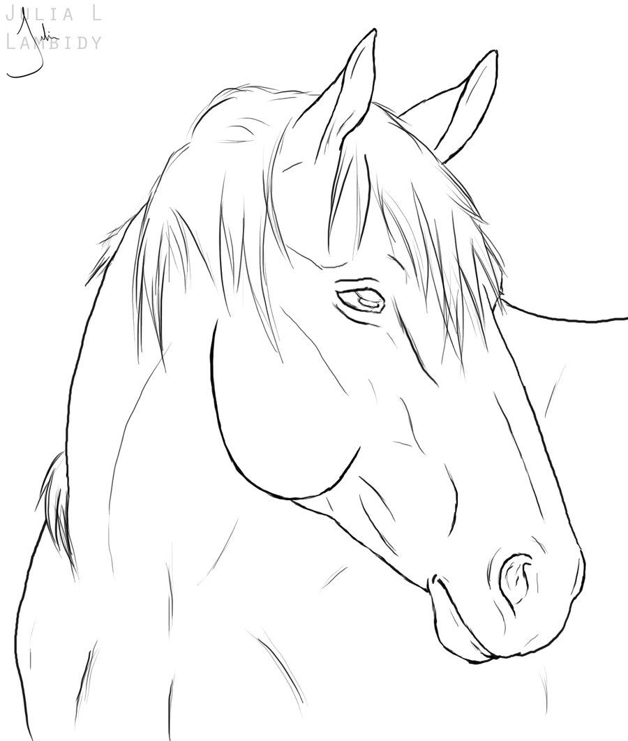 horse coloring pages u2026 colouring ins pinterest horse