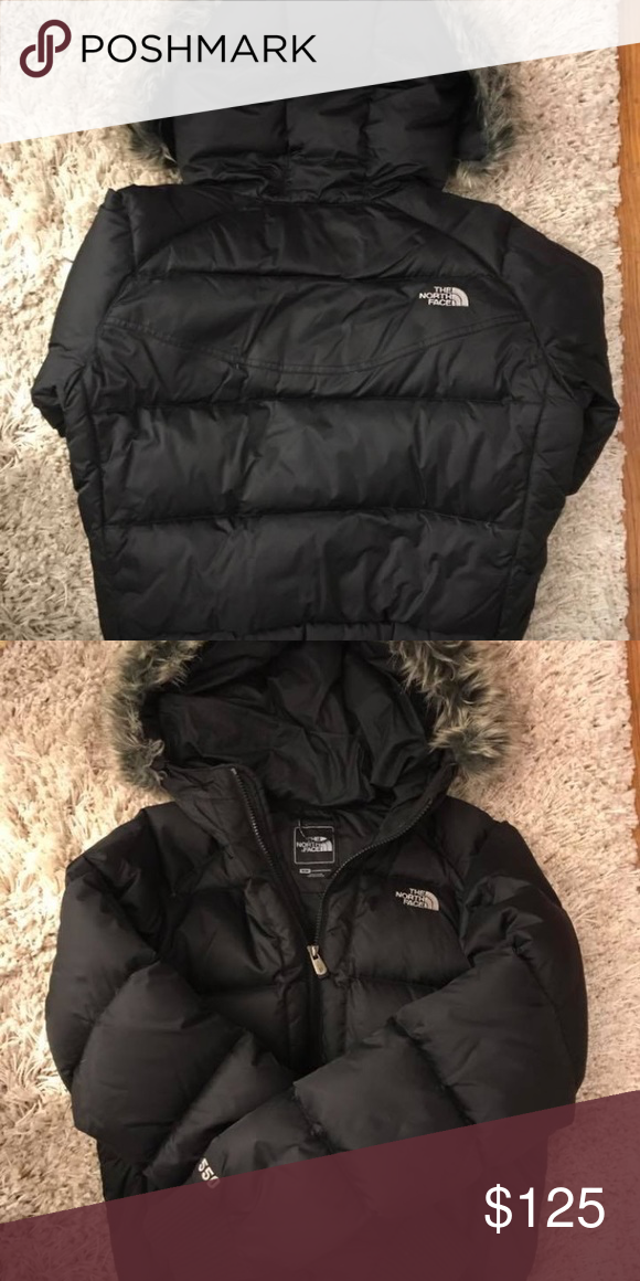 70f8d6839 Women's North Face 550 Goose Down Winter Jacket Women's North Face ...