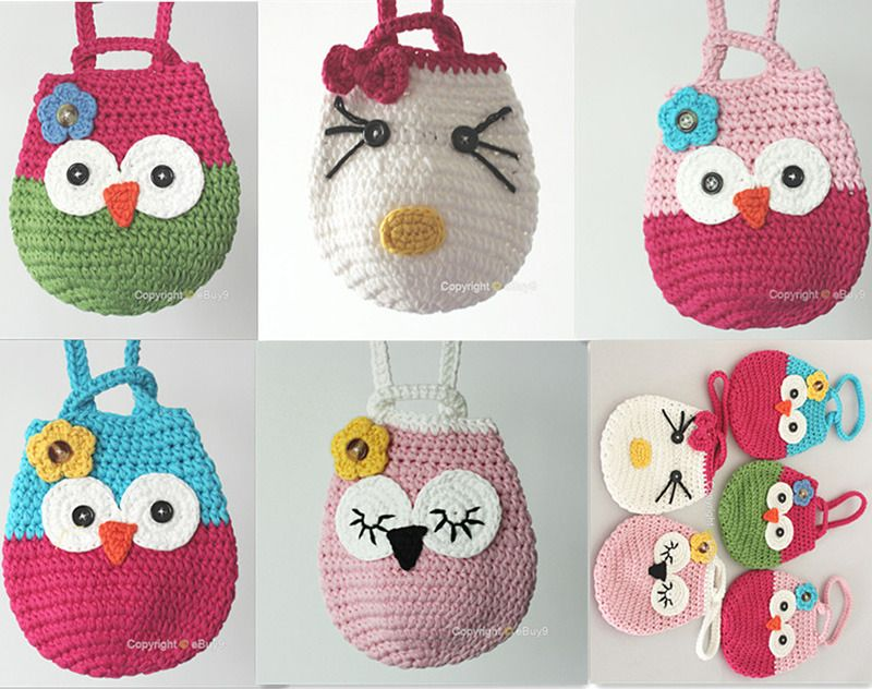 I\'m sure I can make these!! | Crochet | Pinterest