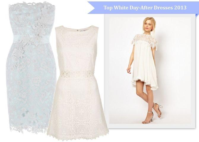 Wedding Fashion Best Day After Wedding Dresses On Weddingsonline