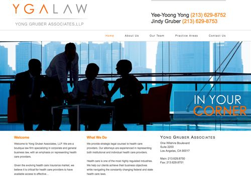 Custom Website Design For A Law Firm In Los Angeles Ca Focusing On Corporate And General Busine Law Firm Website Design Custom Website Design Law Firm Website