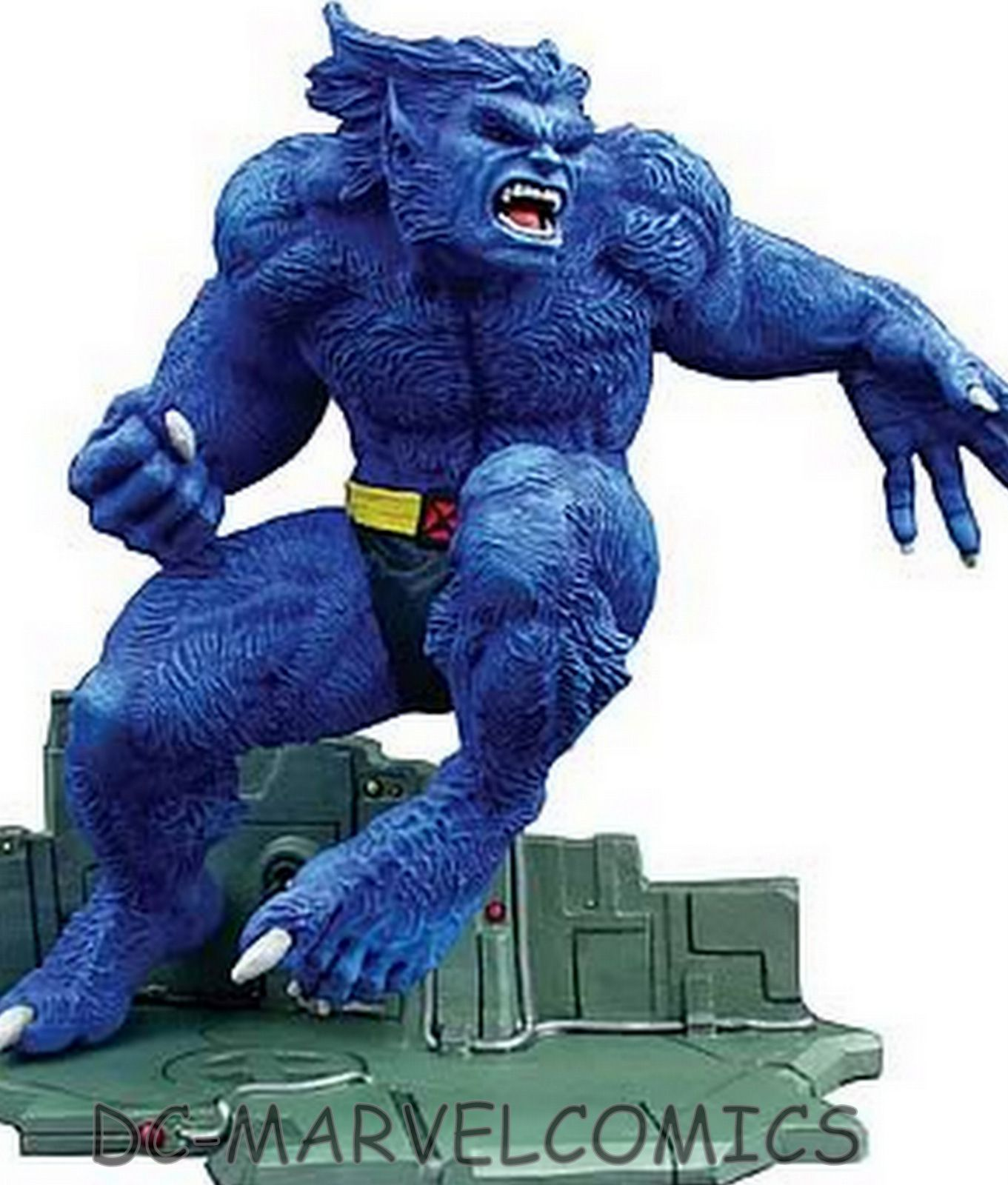 MARVEL★BEAST MODERN ERA X-MEN SERIES STATUE JIM LEE MIB★MAQUETTE nt Bowen Gambit | eBay