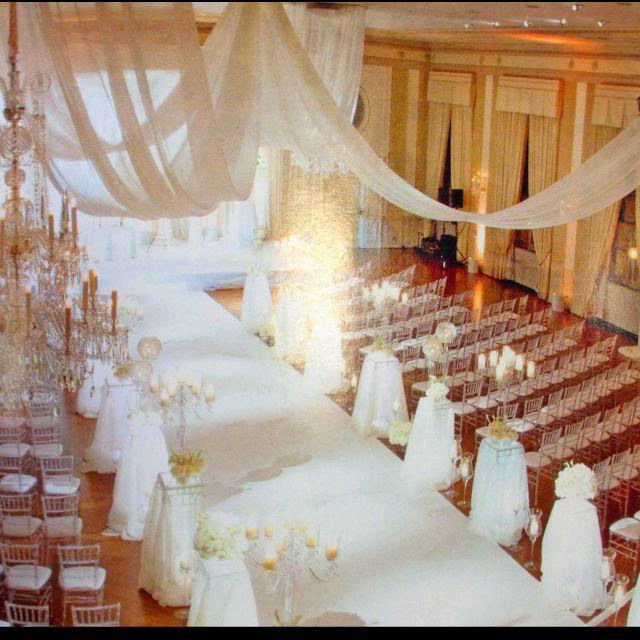Wedding Ideas With A Difference: What A Difference Some Fabric Makes (With Images