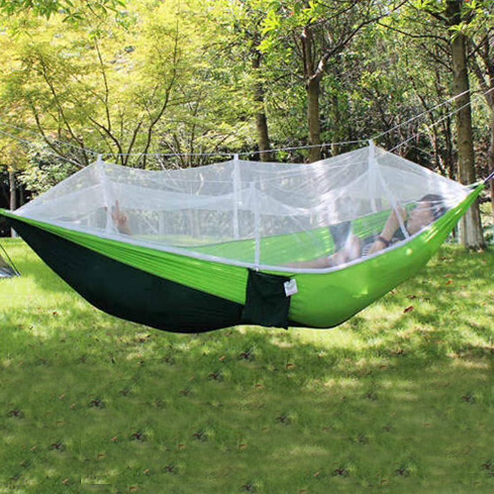 bf9e650edda Mosquito Net Camping Hammock for Two
