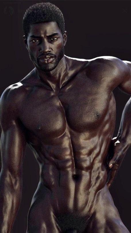 Black naked men big bootys