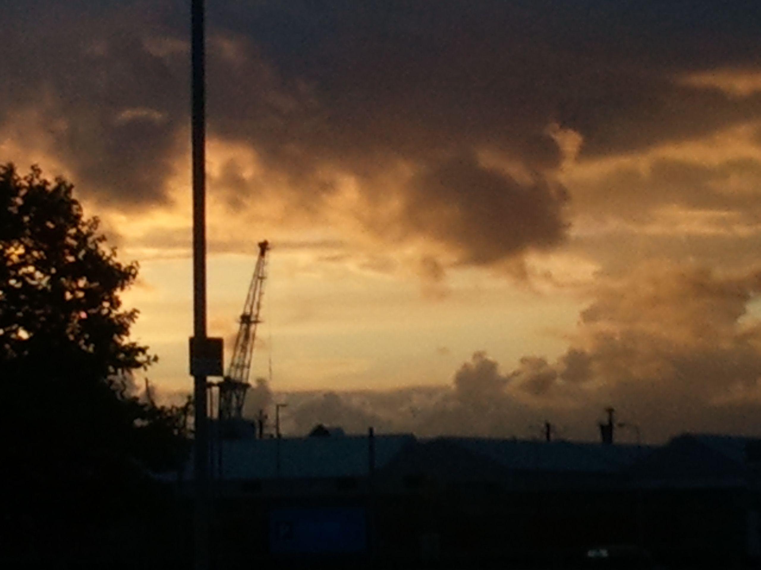 I love clouds.