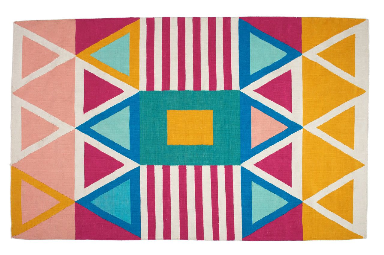 Aelfie Introduces A Collection Of Indoor Outdoor Rugs Made