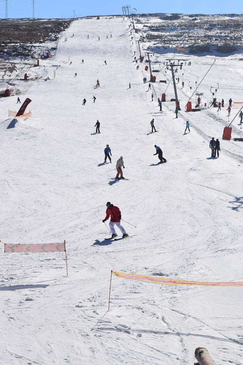 Afriski Lesotho Camping Resort Skiing Lesotho
