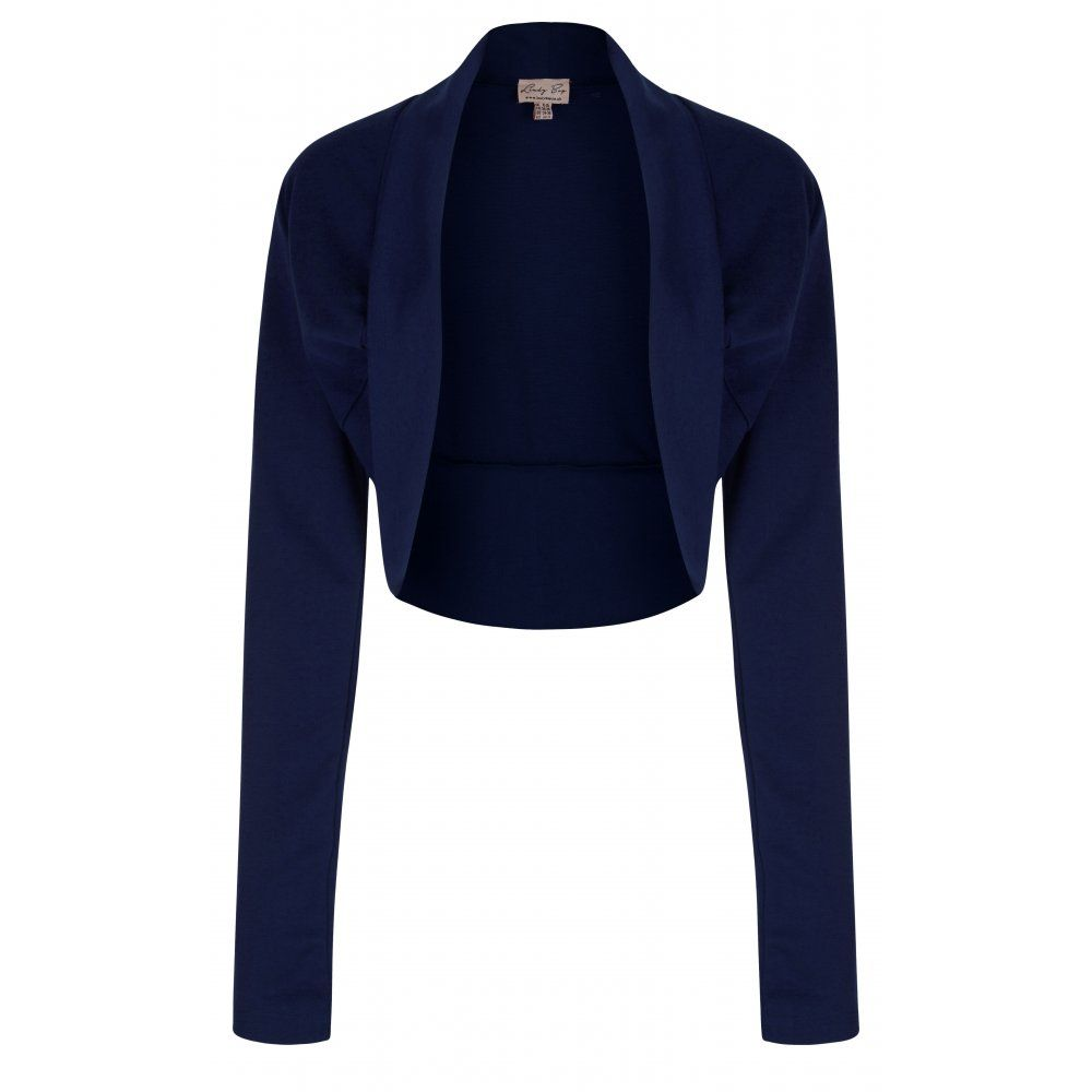 Navy Blue Shrug | Things to Wear | Pinterest | Navy blue, Navy and ...
