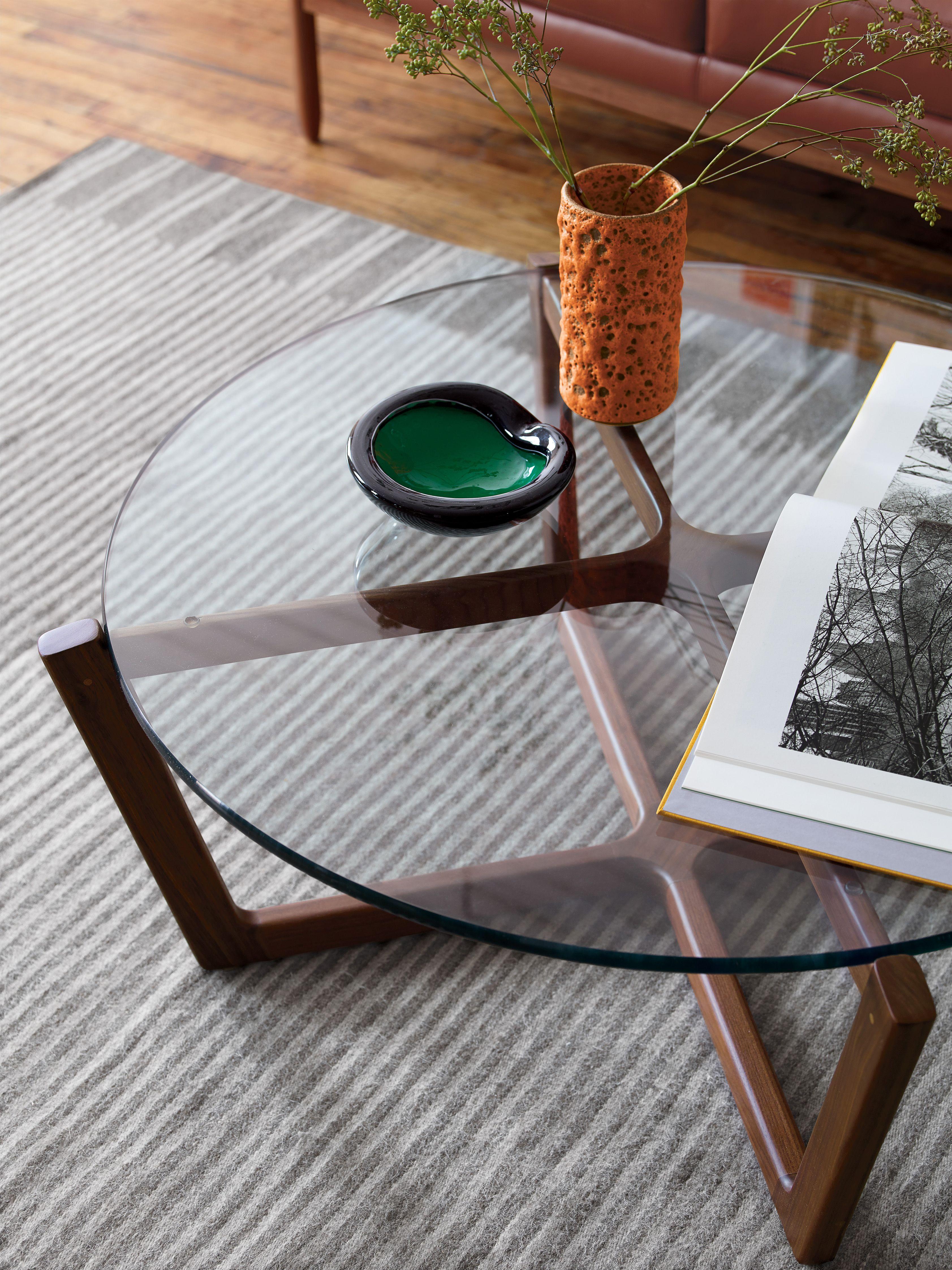Atlas Coffee Table Tabletop Interiors And Glass # Meuble Tv Atlas