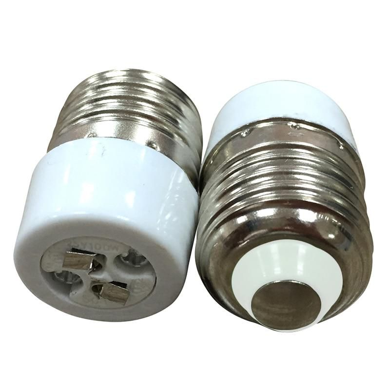 High Quality Lighting Accessories E27 To Mr16 Lamp Holder Adapter Adapter Converter Led Halogen Home Decor Aa Yesterday S P Light Accessories Lamp Holder Lamp