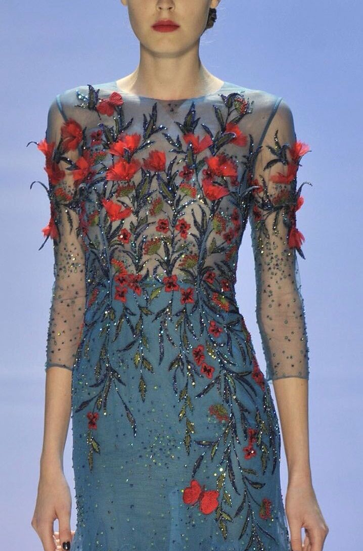 Georges Hobeika Couture 2015