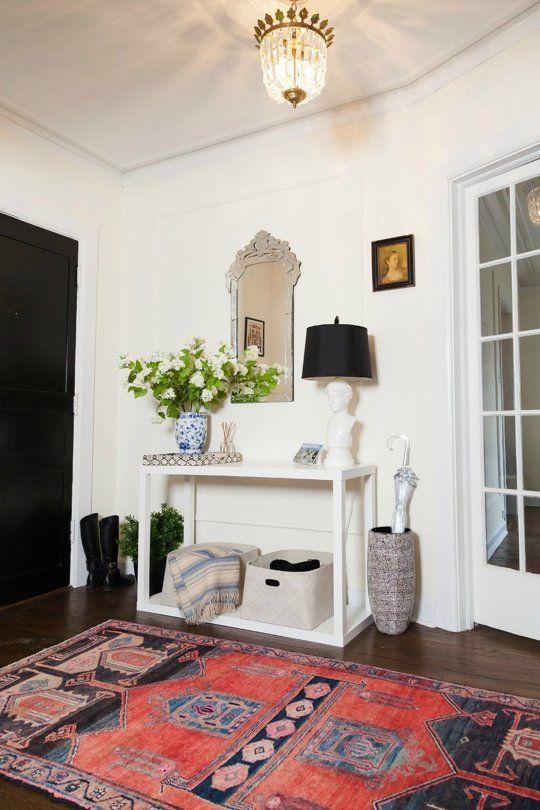Yana's Globetrotter Home #entrywayideas