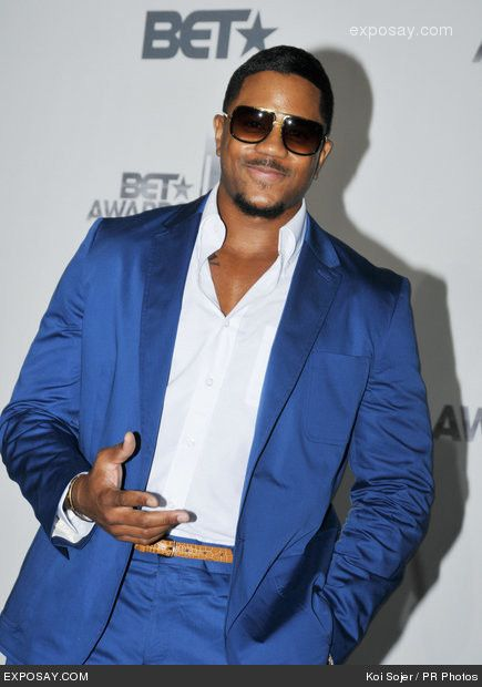 Hosea Chanchez . . . my celebrity crush <3 <3 <3