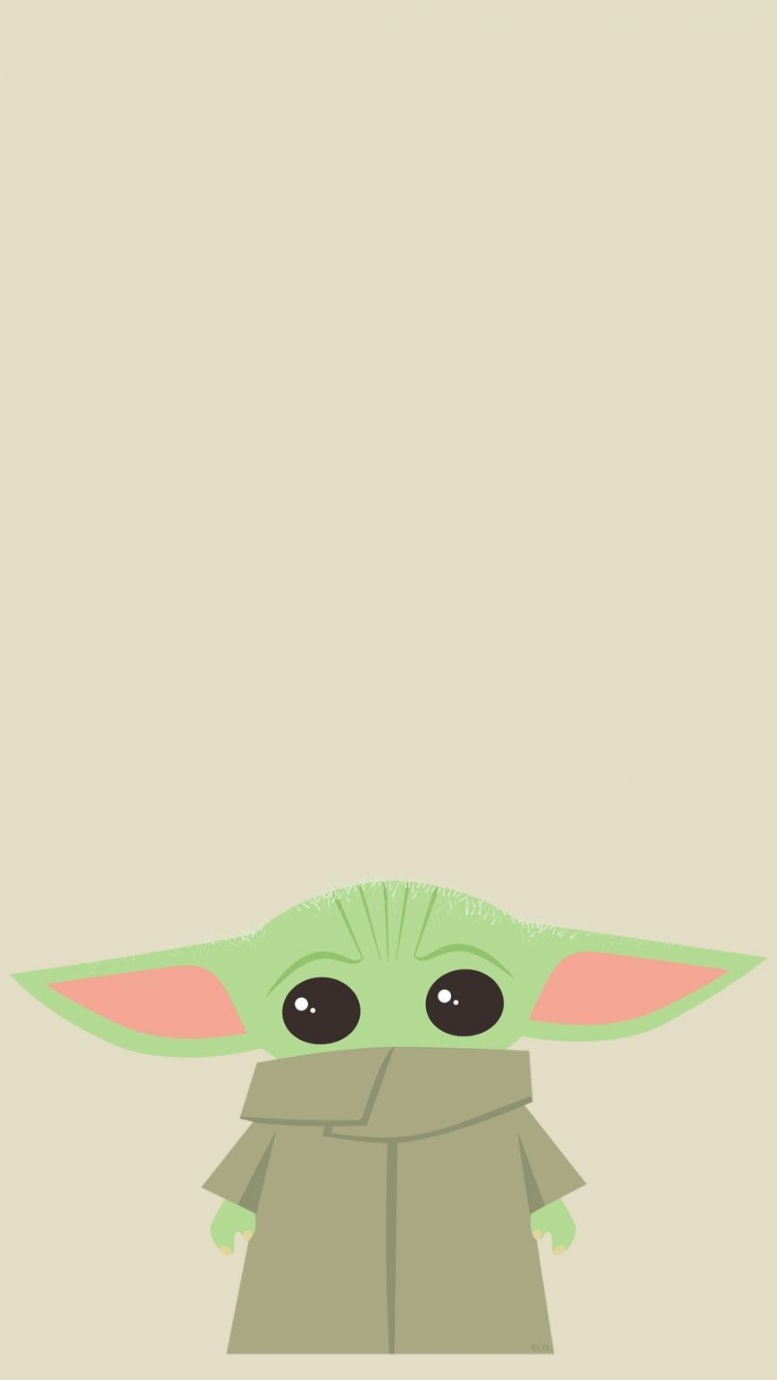 Fond D Ecran Mignon Bebe Yoda Yoda Wallpaper Cute Patterns Wallpaper Cute Cartoon Wallpapers