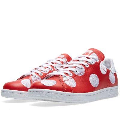 Adidas Consortium x Pharrell Williams Stan Smith 'Big Polka Dot