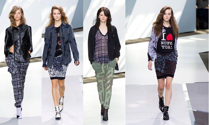 Ideas para vestir Tartán?: http://www.modaencalle.com/tartan-o-estampado-escoces/