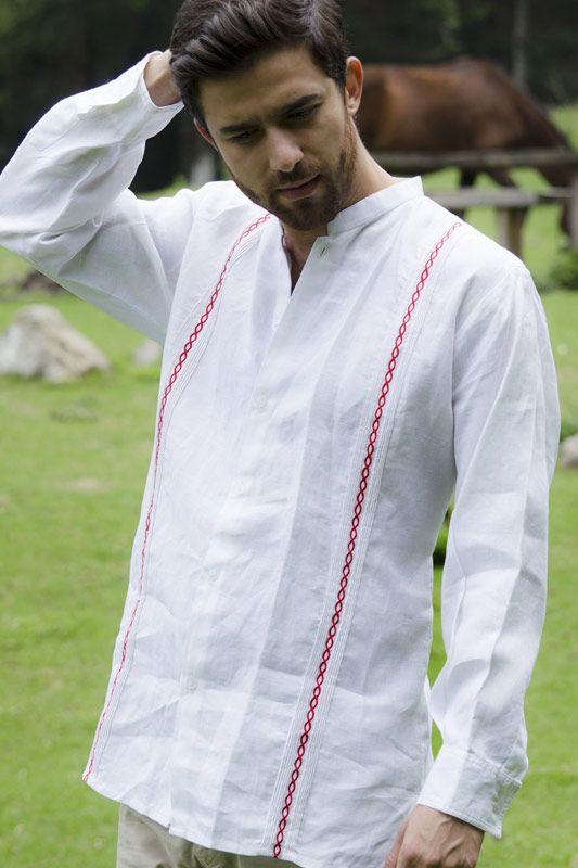 Nueva marca para hombre Camisas de traje Camisas casual