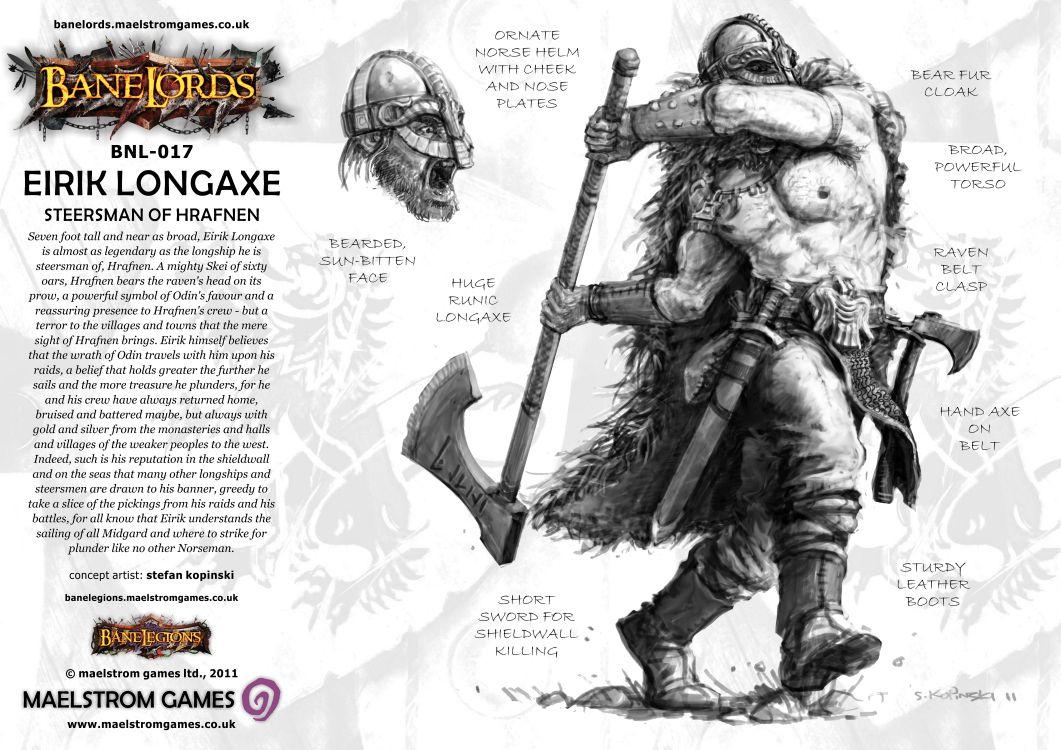 Viking Weapons Drawings A chosen norse berserker