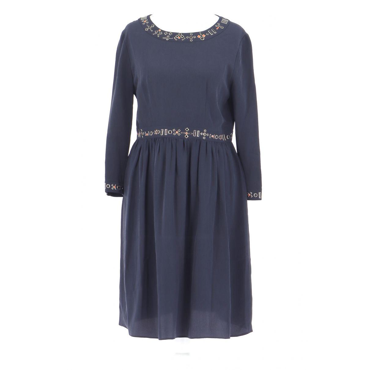 Robes Vanessa Bruno Athe pour femme en soie. Taille 36 FR.
