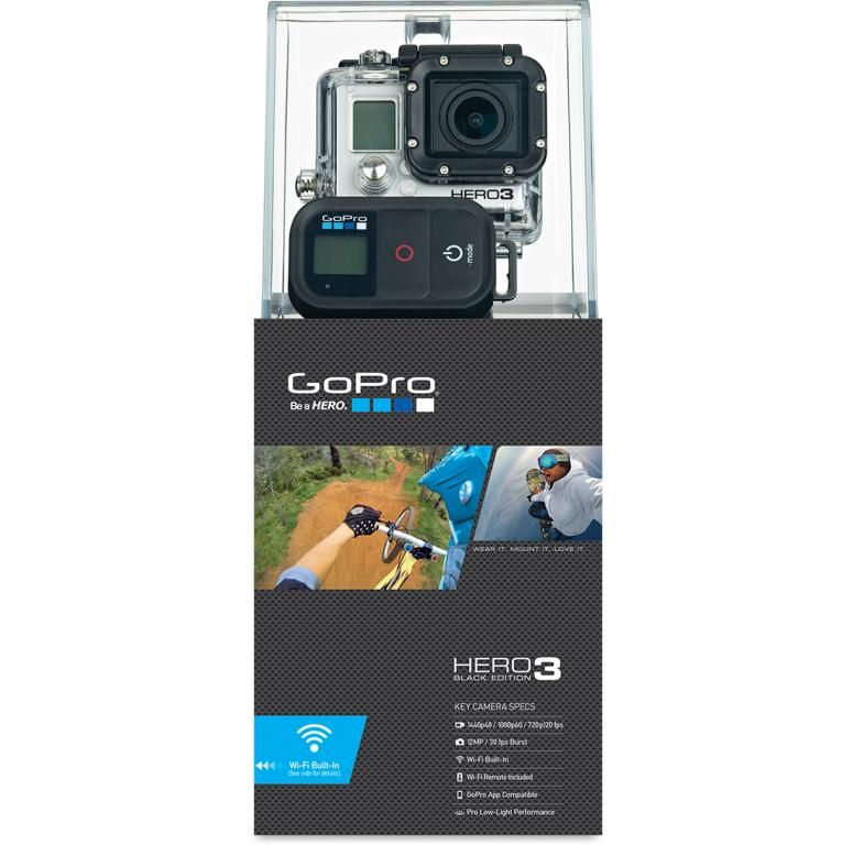 Kamera Go Pro 3 Black Edition Nowa Super Okazja 3686137065 Oficjalne Archiwum Allegro Gopro Adventure Camera Action Camera