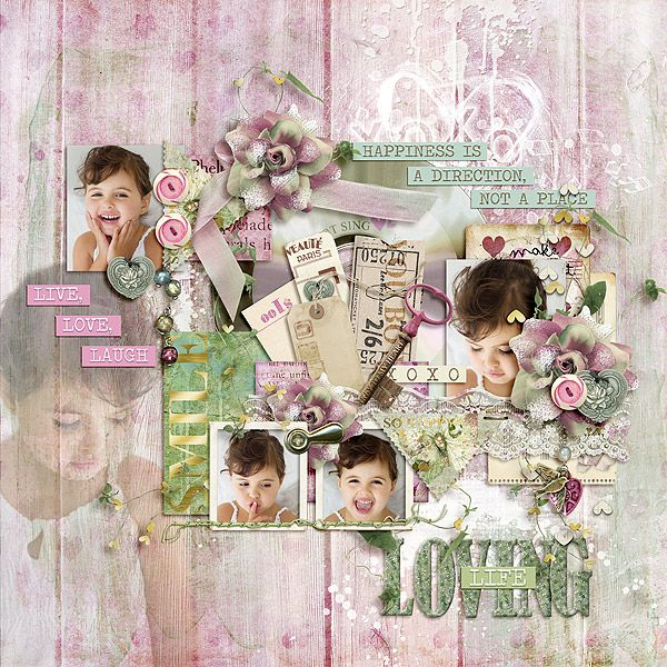 You Make My Heart Sing Collection by Dawn Inskip http://shop.scrapbookgraphics.com/You-Make-My-Heart-Sing-Collection.html  December Facebook Freebie by Little Green Frog Designs