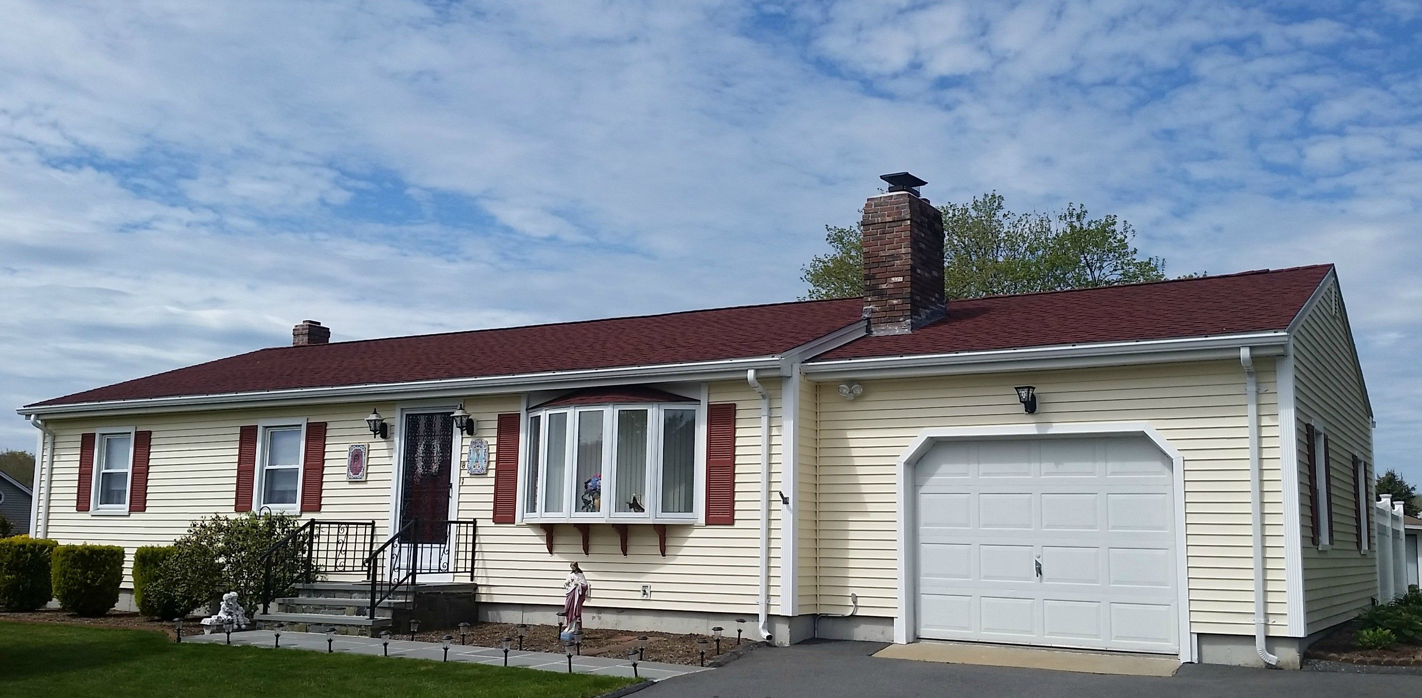 Best Gaf Roofing System In Patriot Red Dartmouth Ma 640 x 480