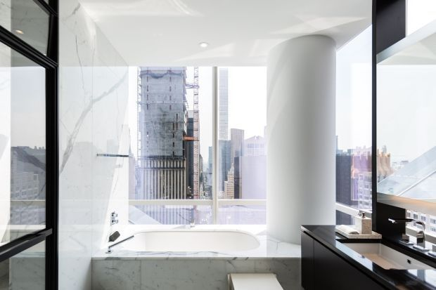 Luxury Apartment S Plummet In New York City