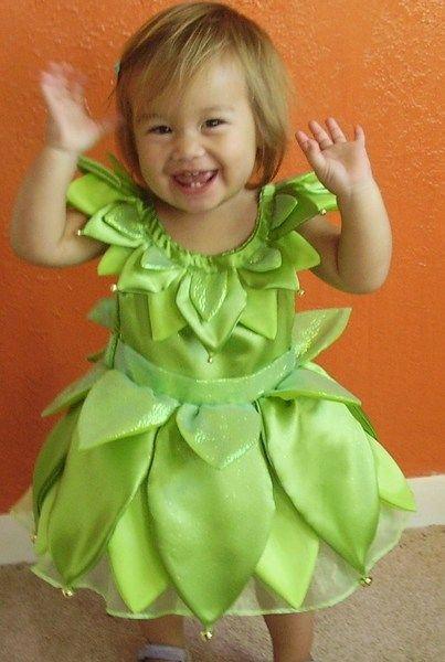 Kinderkostüme - Karneval Kostüme für die Kleinen. Tinkerbell Costume ToddlerTinkerbell ...  sc 1 st  Pinterest & Grüne Fee Dress-Kind / Kleinkind Größen: 62-104 von Ladymantis ...