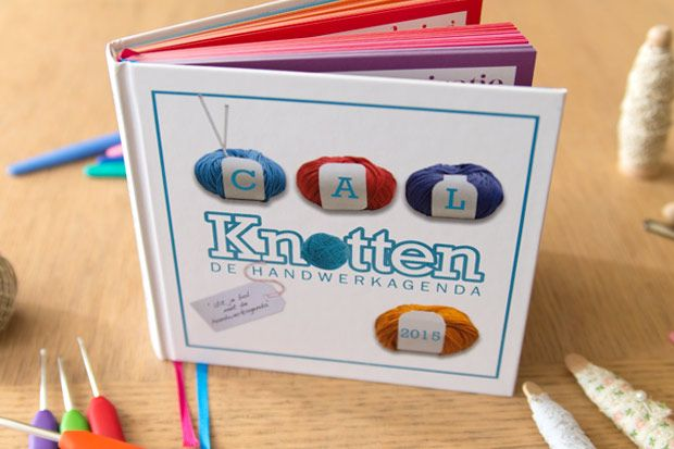 Hi everyone! I've got a groovy giveaway to share with you all today! The people from Knottenwol (a yarn webshop in The Netherlands) have created their own crafts diary. It's filled to the brim with free patterns, it has lists … Continue reading →