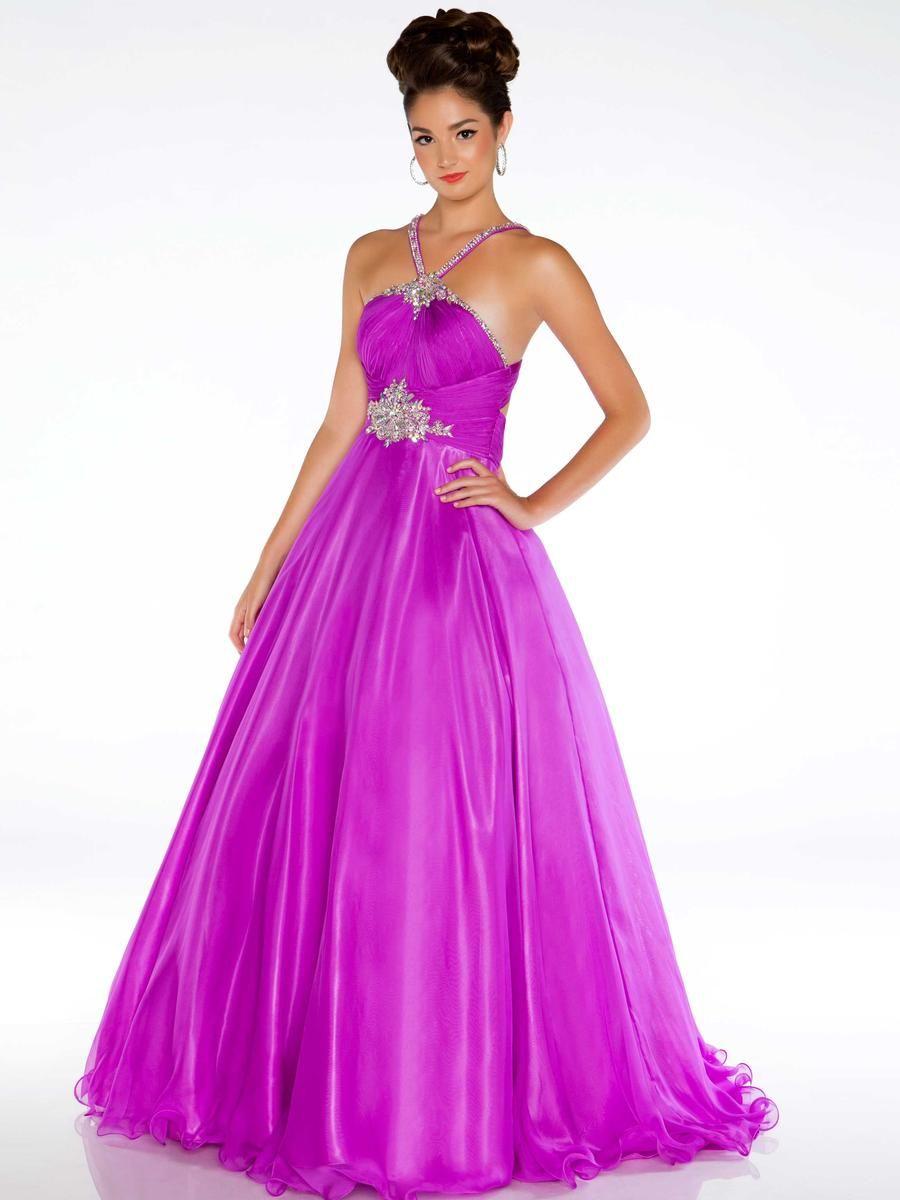 Vestidos para festa neon | Prom