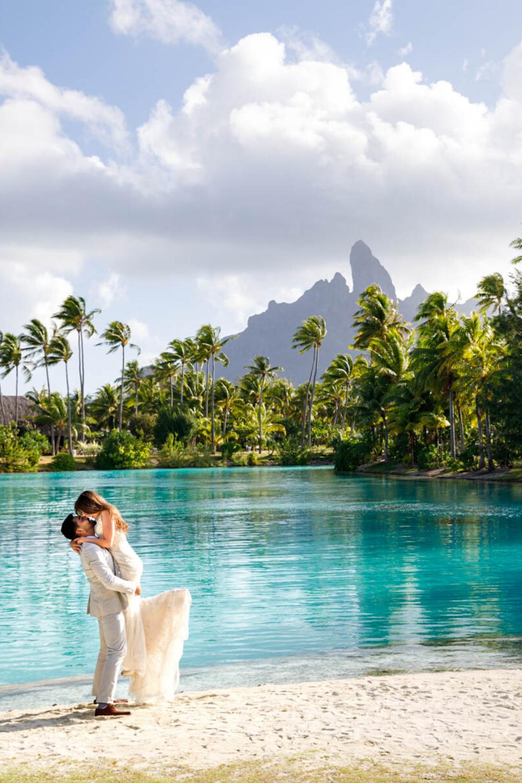 Intimate Elopement At St Regis Bora Bora Bora Bora Wedding Bora Bora Photographer Bora Bora