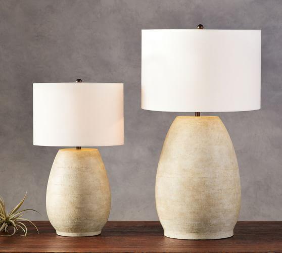 Table Lamps Desk Lamps Bedside Lamps Pottery Barn In 2021 Ceramic Table Lamps Table Lamp Ceramic Table