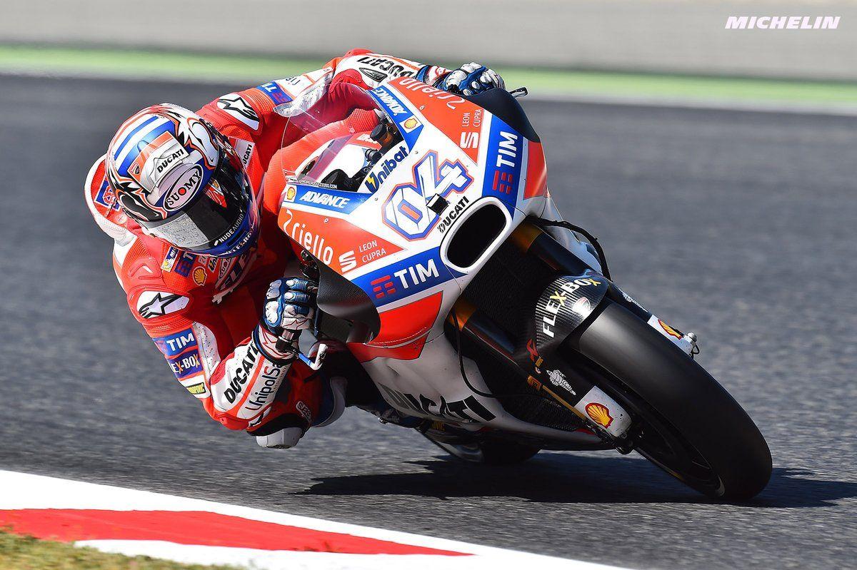 MotoGP, a Barcellona Dovizioso concede il bis! Sul podio