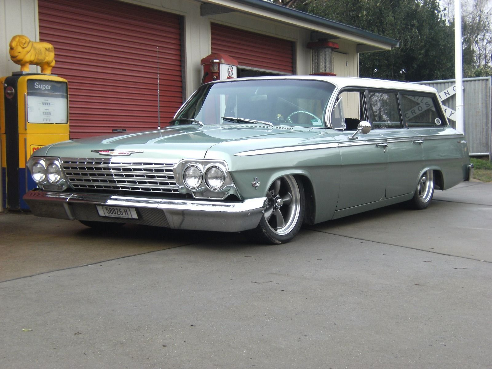 1962 Lhd Chev Impala Station Wagon Recent Import These Were Sold
