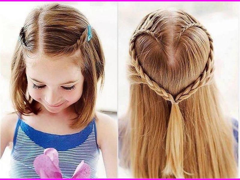 Pin On School Hair Styles