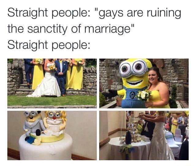 4 REAL DOE OMFG #cringe #gaypride<<< aka minions are the ultimate cringe material
