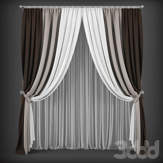 Шторы140 Curtains Pinterest Vorhänge, Gardinen und Gardinen - gardinen dekorationsvorschläge wohnzimmer