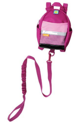 Brica By My Side Safety Harness Backpack Pink List