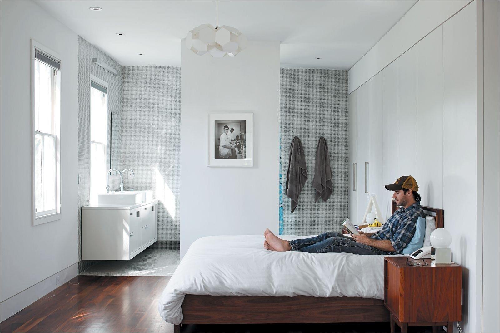 Open Bedroom Bathroom Design 33 Craft And Home Ideas Small Master Bedroom Open Plan Bathrooms Bedroom With Ensuite