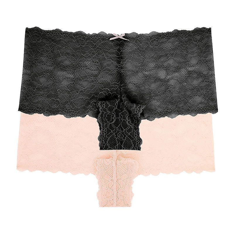 ab534883a226 Dorina Polyamide Hipster Panty   Products   Lace shorts, Hipster ...