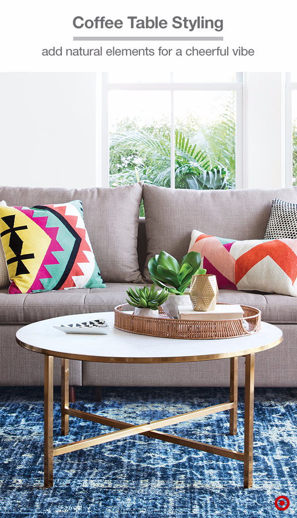 Mix And Match Textures In Your Living Room For A Personal