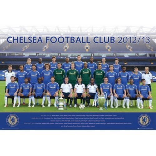 Team Photo 2013-2014 Maxi Poster 91.5cm x 61cm new and sealed Rangers FC